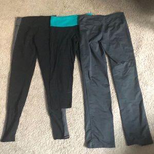 Leggings/ Capri pjs/ warm up pants